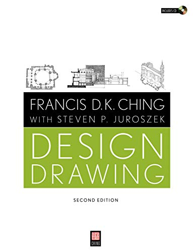 Compare Textbook Prices for Design Drawing 2 Edition ISBN 9780470533697 by Ching, Francis D. K.,Juroszek, Steven P.