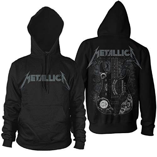 Unbekannt Metallica - Kirk Hammet Ouija Guitar Kapuzenpullover (2XL)
