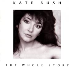 The Whole Story by Bush, Kate (1990) Audio CD