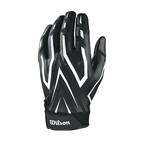 Wilson Youth Clutch Skill Handschuh, schwarz