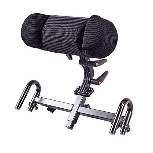WANGXN Rollstuhl Kopfstütze Nackenstütze Abnehmbare Bequeme verdicken Rückenpolster Kissen