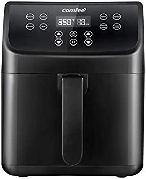 Comfee 5.8Qt Digital Air Fryer Toaster Oven & Oilless Cooker