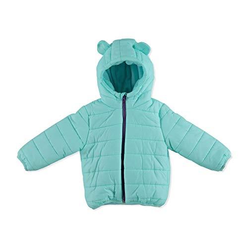 ebebek hello baby Abrigo de invierno con capucha para niña
