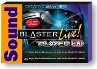 Creative Labs Sound Blaster Live 24-bit Internal Sound Card