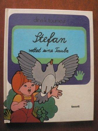 Stefan rettet eine Taube (Schreibschrift)
