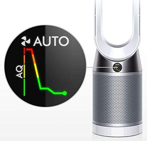Dyson Tp00 Pure Cool Purificador De Aire con Funcion Ventilador ...