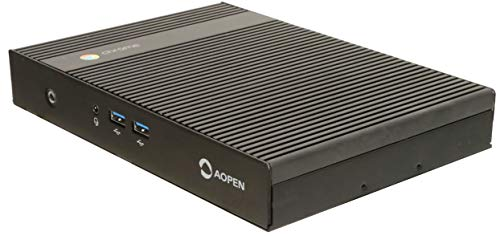 AOPEN CHROMEBOX Commercial 2, Intel Celeron 3865U, 4GB DDR4, 32GB SSD, 3 Years Limited Product Warranty