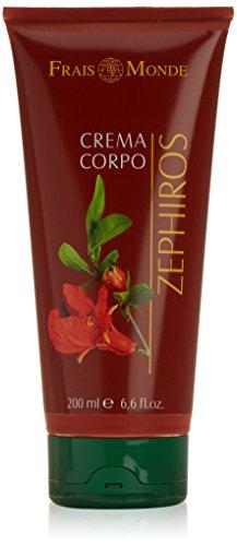 Frais Monde Zephiros Crème pour Corps 200 ml