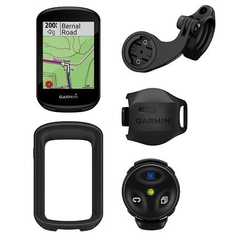 Garmin Edge 830 - Navegador para bicicletas, para adultos, talla única, color negro