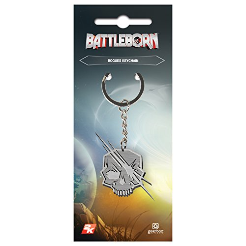 Battleborn Keychain Rogues