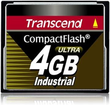 Transcend Industrial 100x 4gb Compact Flash Computer Zubehör