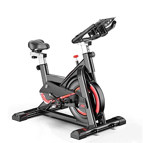 xingyu Bicicleta estática ajustable para interiores con coj