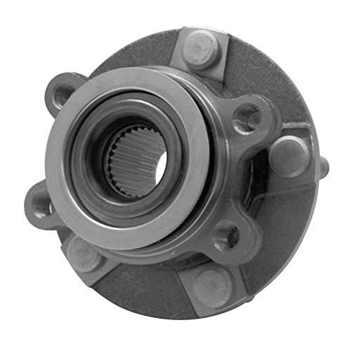 1x Radlagersatz Vorderachse mit integriertem magnetischen Sensorring