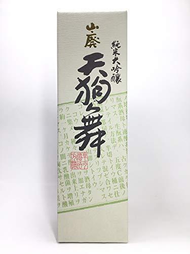 天狗舞山廃純米大吟醸1800ml1本