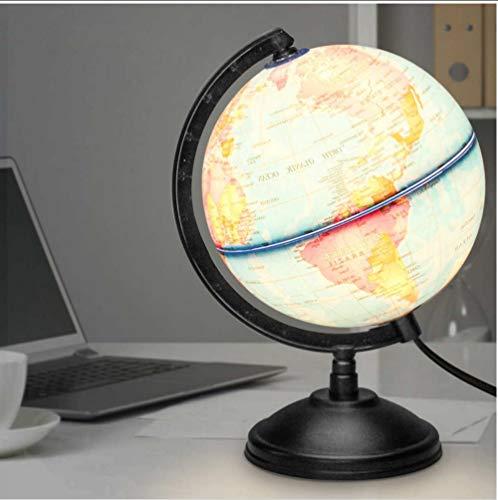 Globen led Licht Welt Globus Erde Karte Mit Stand Terrestre Kinder Bildung Geographie S Home Office Dekoration Ornamente