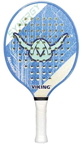 Viking Synergy Platform Tennis Paddle-Blue