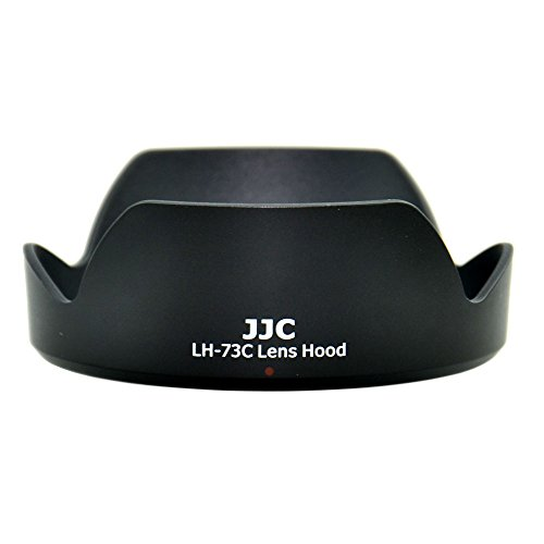 JJC Lens Hood Shade for Canon EF-S 10-18mm f/4.5-5.6 is STM Lens Replaces Canon EW-73C Lens Hood