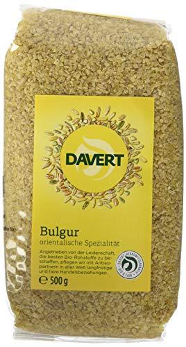 Davert Bulgur, 4er Pack (4 x 500 g) - Bio