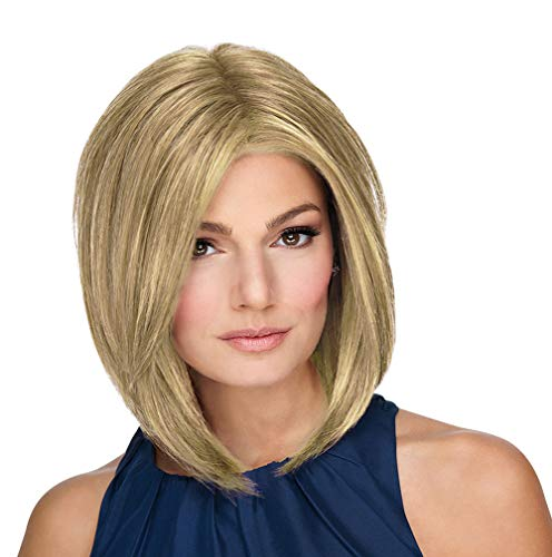 On Point Lace Front & Monofilament Part Synthetic Wig by Raquel Welch in RL13/88, Length: Medium