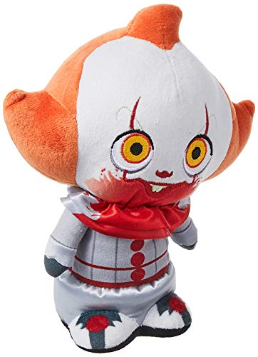 Funko Super Cute Plush: IT Pennywise (Monster) Collectible Figure, Multicolor