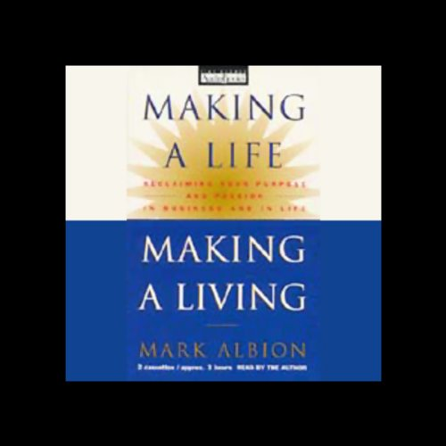 Making a Life, Making a Living cover art