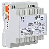 Fuente de alimentación Conmutación de AC/DC PWM Monofásica DR-45-24 45 W de salida única 24 V Din-Rail para iluminación LED