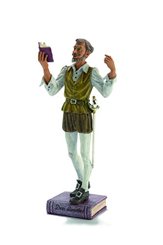 Figura Decorativa quijote