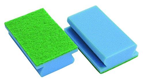 Steinbach Poolreinigung Handschrubber im Doppelpack, blau