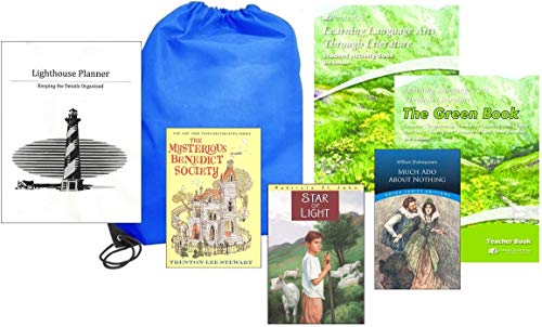 Learning Language Arts Through Literature Green (Grade 7) Complete Homeschool Kit in a Bag *3rd Edition*