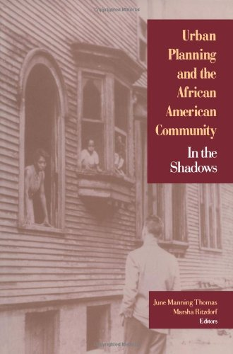 Compare Textbook Prices for Urban Planning and the African-American Community: In the Shadows 1 Edition ISBN 9780803972346 by Thomas, June Manning,Ritzdorf, Marsha