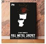 liuyushuo Poster Full Metal Jacket War Filmplakat und Druck