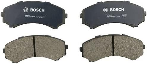 Bosch BP550 QuietCast Premium Semi-Metallic Disc Brake Pad Set For Select Honda Passport; Isuzu Axiom, Rodeo, Rodeo Sport; Mazda MPV; Mitsubishi Endeavor, Montero; Front