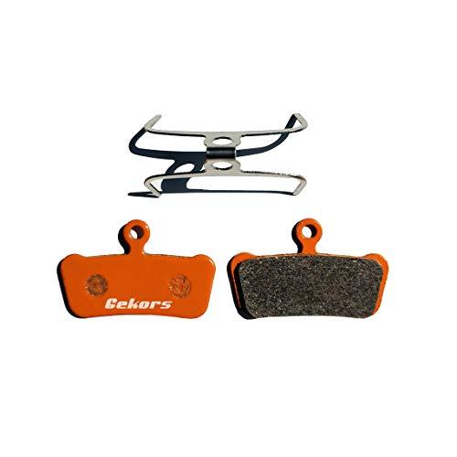 Gekors - Pastillas de freno para bicicleta para SRAM Guide Avid X.0...