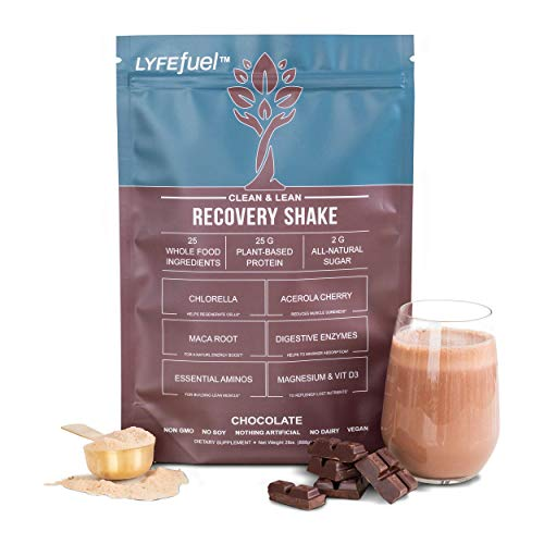 Post-Workout Recovery Shake by LYFE Fuel | Amazon