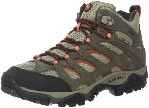 Merrell Women's Mid Waterproof Hiking Boot