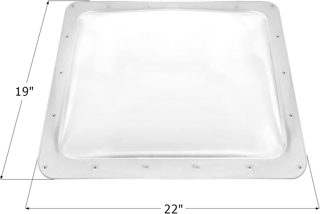 Save money ICON 14176 Skylight Clear Cheap sale SL1619C