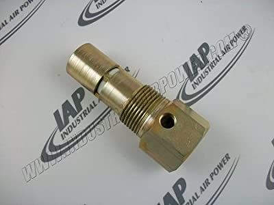 116209-100 Check Valve designed for use with Quincy Compressors from Industrial Air Power