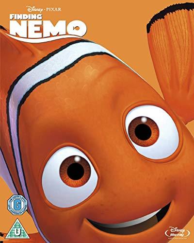 Finding Nemo [Blu-ray] [Region Free]