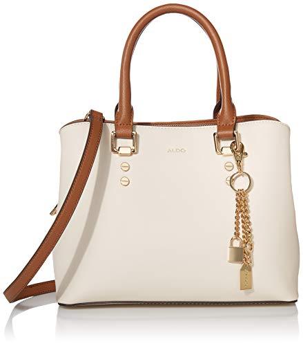 ALDO Women's Legoiri Top Handle Bag, Bone Multi