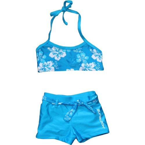 Zunblock Kinder Bikini, Türkis, 74/80, 4110531