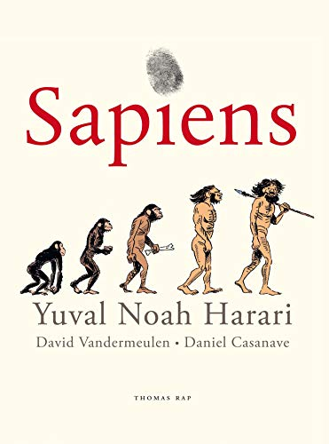 Sapiens: De graphic novel