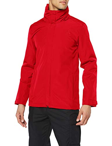 Schöffel Veste Aalborg2 Homme, Rouge, FR : M (Taille Fabricant : 48)