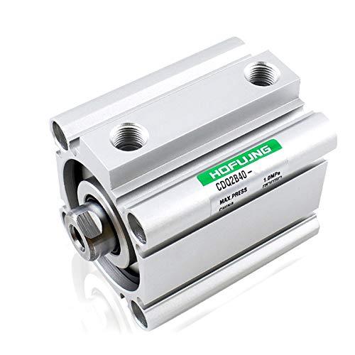Carus Tool SMC CDQ2B32-100DZ Pneumatic Cylinder New