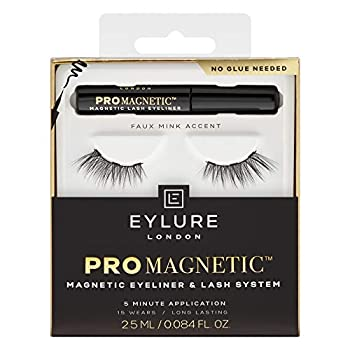Liquid Magnetic Eyeliner & Accent Lash System By Eylure - The Promagnetic Eyeliner & Lash System Allows You To Apply Magnetic Accent Lashes With ease – No Need for Glue!
