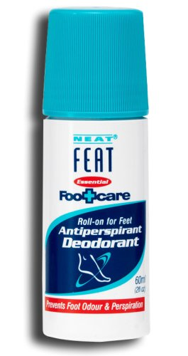 Neat Feat Roll On Antiperspirant For Feet by Neat Feet