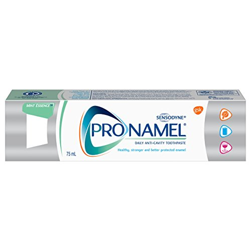 Sensodyne ProNamel Mint Essence Toothpaste, 75ml