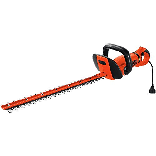 BLACK+DECKER Hedge Trimmer, Rotating Handle, Dual...