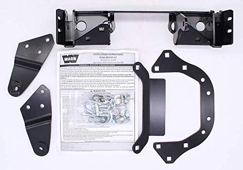 Best Price Warn Plow Mount, Honda PN 4501-0418