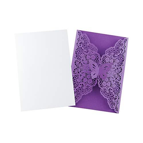 3D Pop Up Geschenkkarte, Geburtstagskarte,Glückwunschkarte,Danke Karte mit Schmetterling