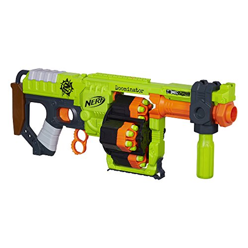 Hasbro Nerf Zombie Strike doominator Blaster